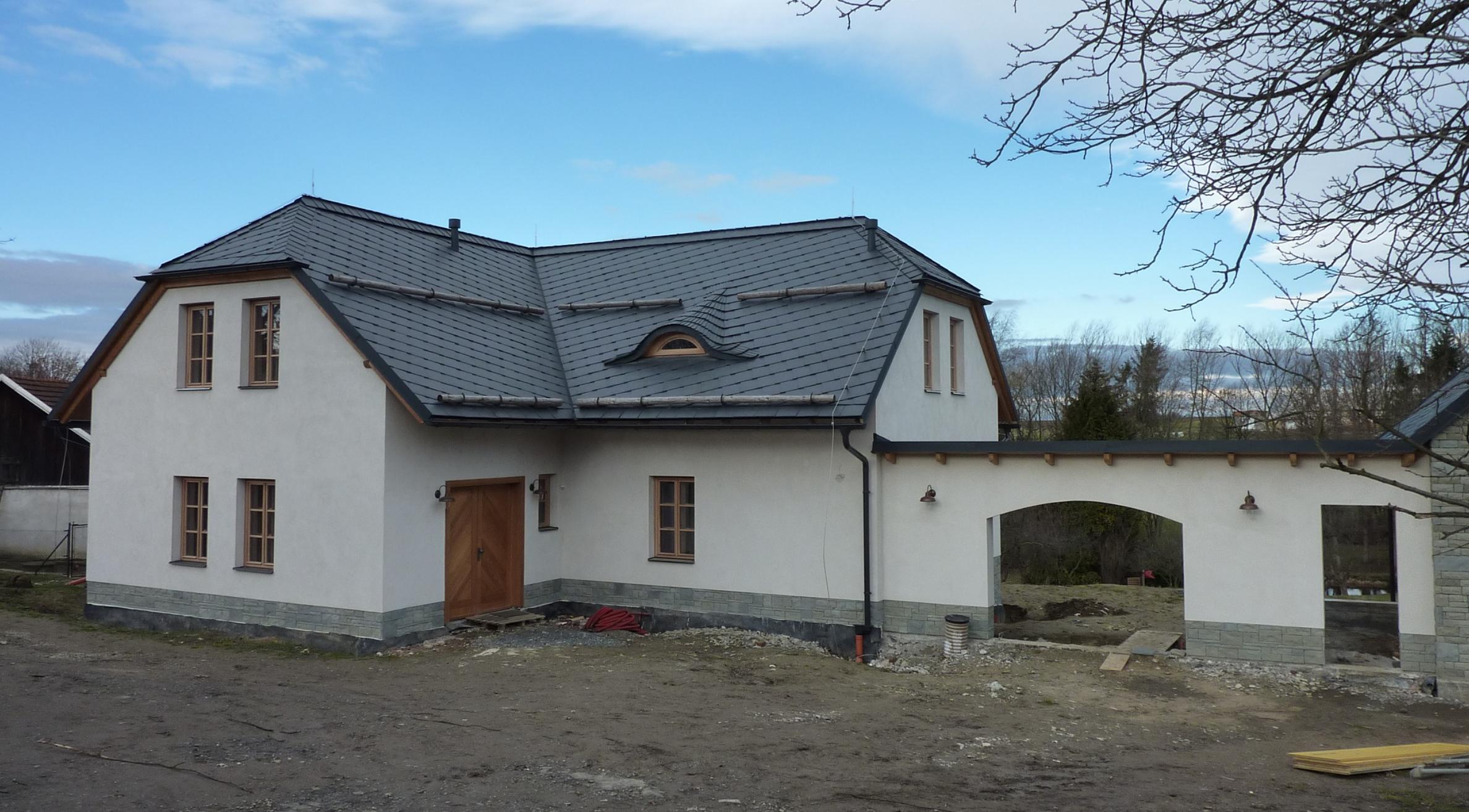 Bezva střechy Třinec 11