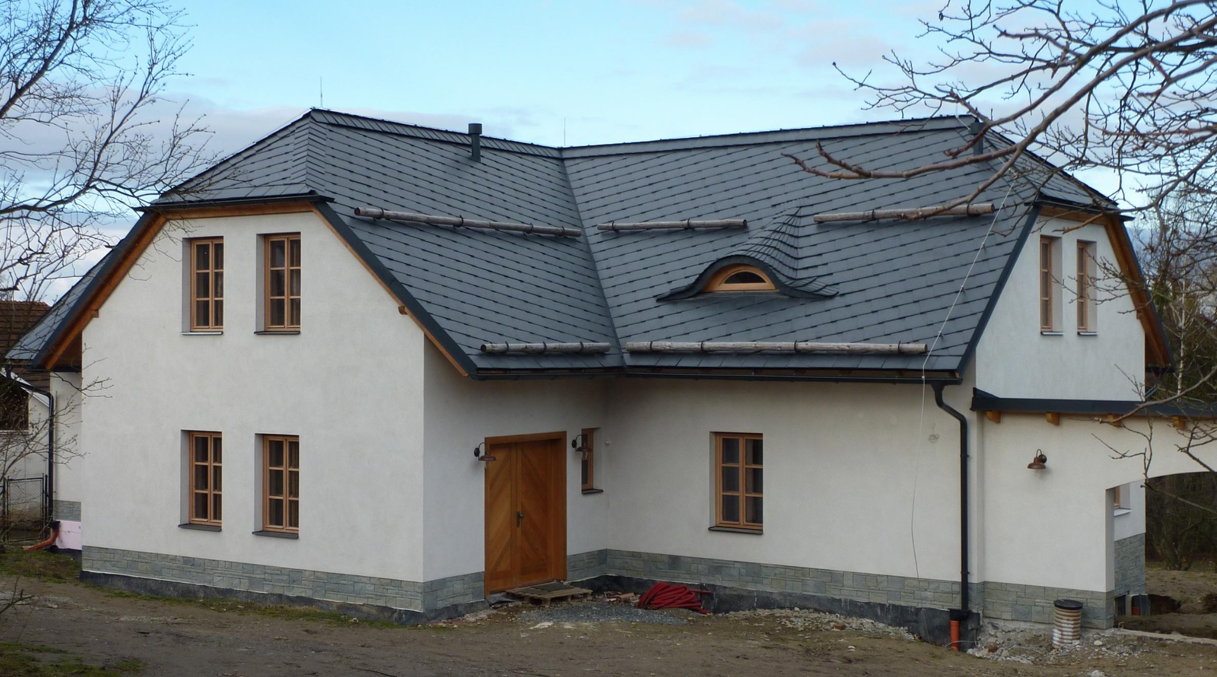 Bezva střechy s.r.o. Třinec | Břidlicové střechy 2