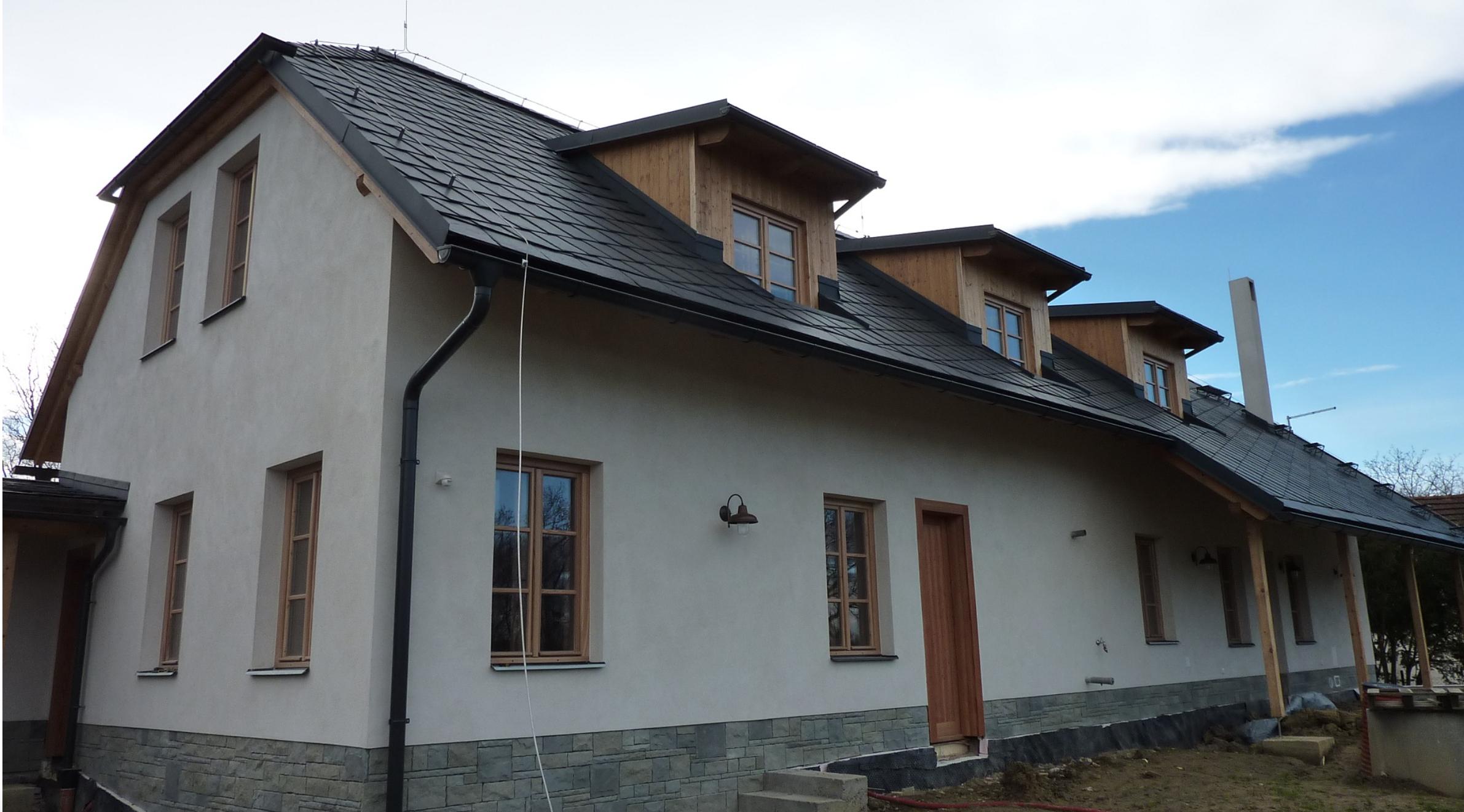 Bezva střechy s.r.o. Třinec | Břidlicové střechy 5