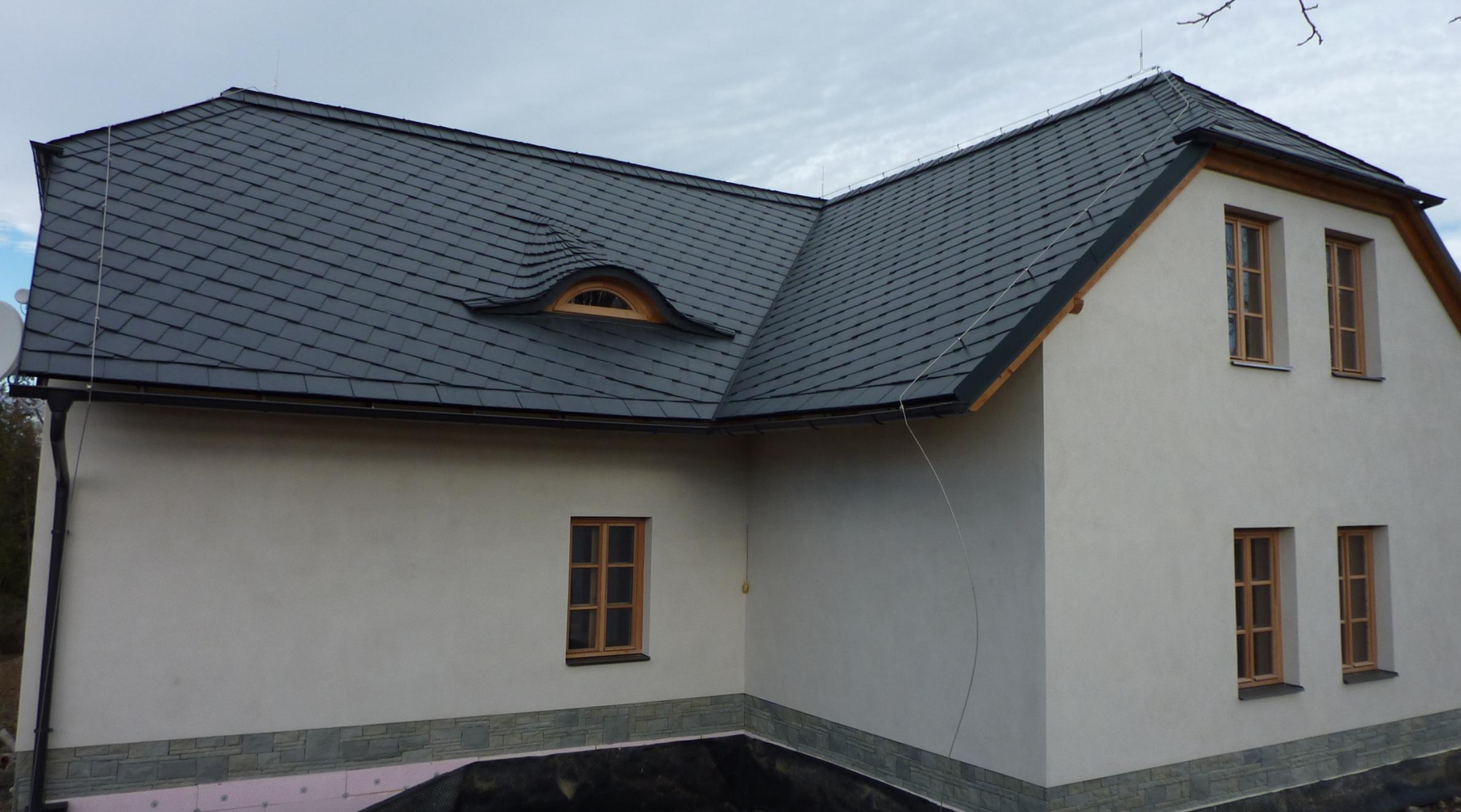 Bezva střechy s.r.o. Třinec | Břidlicové střechy 3