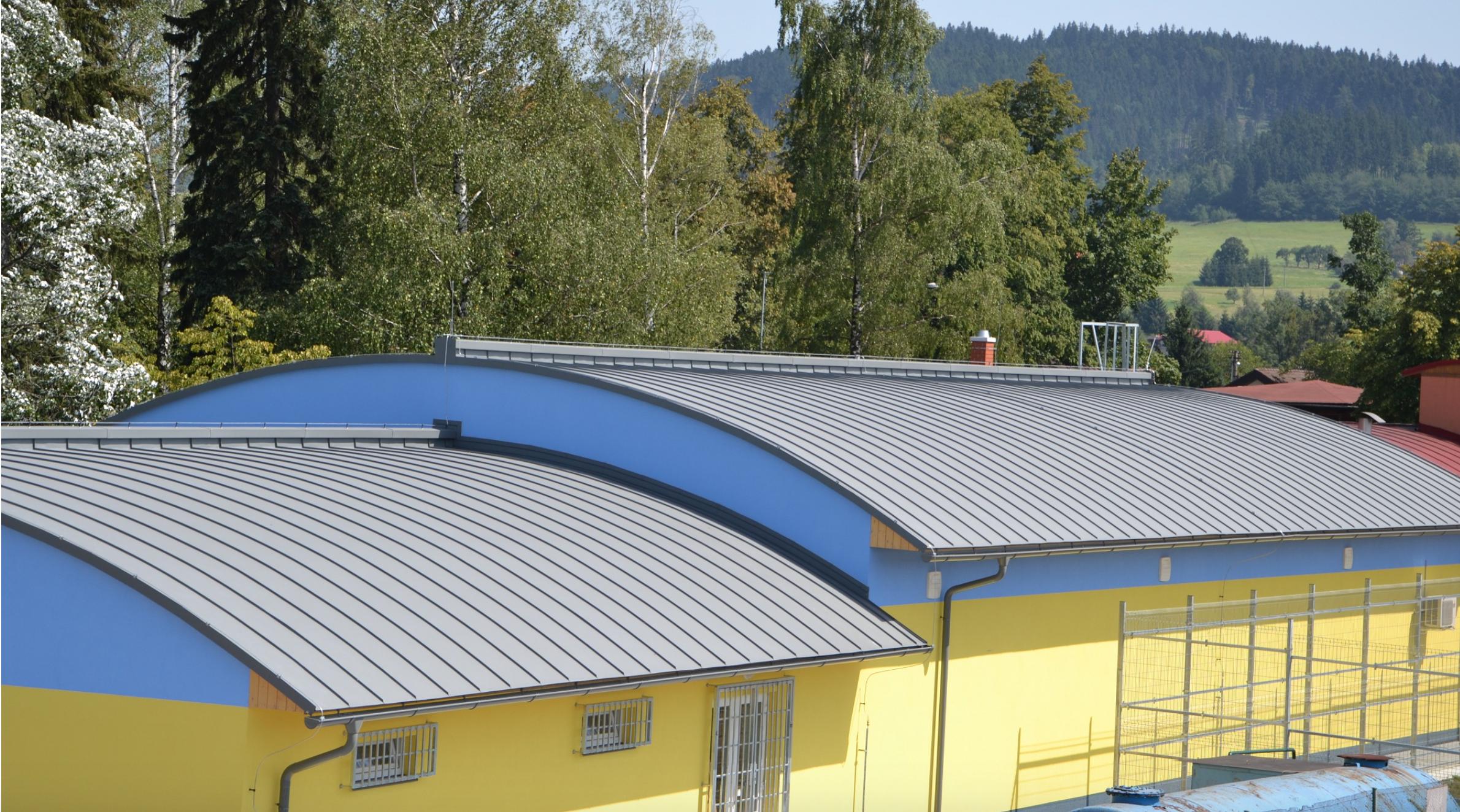 Bezva střechy s.r.o. Třinec | Hliníkový plech PREFA 2
